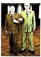 GILBERT & GEORGE: Gilbert Proesch (1943- ) &