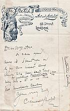 HISTORICAL: Miscellaneous selection of A.Ls.S. by a variety of famous individual
