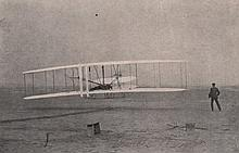 WRIGHT ORVILLE: (1871-1948) American Aviator who, with his brother Wilbur, inven