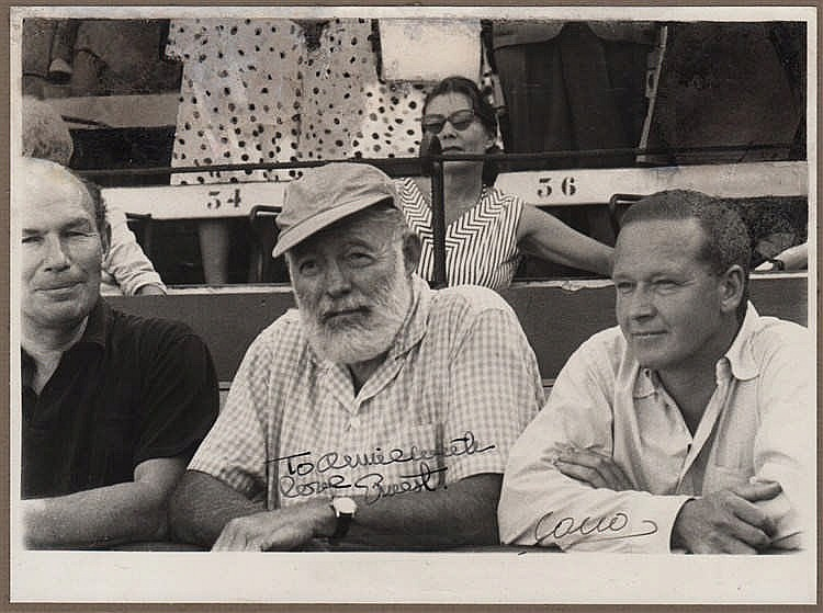 a biography of ernest hemingway an american novelist Ernest hemingway (1899-1961), a novelist ernest miller hemingway was an american author and journalist his economical and understated style had a strong influence on 20th-century.