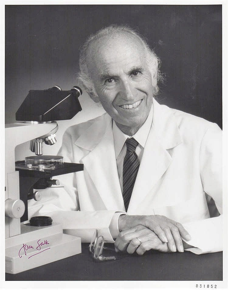 a biography of jonas salk a medical researcher and virologist Albert sabin biography  then switched to medical school microbiology  a rival polio vaccine developed by dr jonas salk.