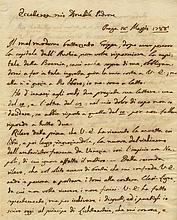 'This modern evil called Grippe'  CASANOVA GIACOMO: (1725-1798) Ita