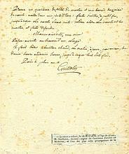 GUILLOTIN JOSEPH-IGNACE: (1738-1814) French Physician, Politician & Freemas