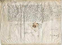 EDWARD VI: (1537-1553) King of England & Ireland 1547-53. Son of King Henry