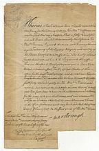 MARLBOROUGH DUKE OF: (1650-1722) John Churchill. English Soldier and States