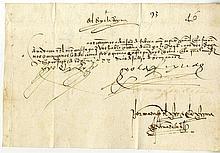 FERDINAND & ISABELLA: FERDINAND II (1452-1516) King of Aragon 1479-1516 and