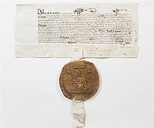 [PHILIP & MARY]: [PHILIP II] (1527-1598) King of Spain 1556-98, King of Por