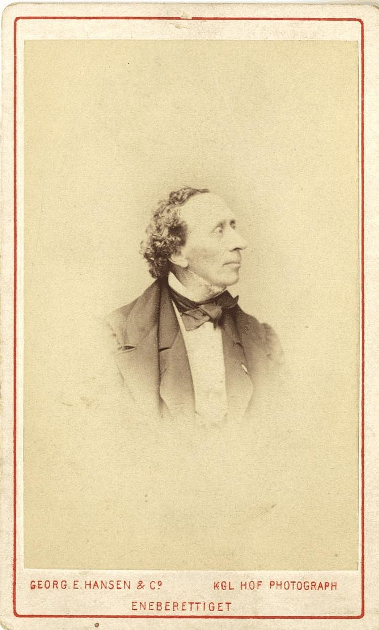 ANDERSEN HANS CHRISTIAN: (1805-1875) Danish