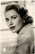 KELLY GRACE: (1929-1982) American Actress, Academy