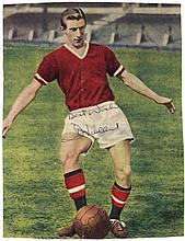 VIOLLET DENNIS: (1933-1999) English Footballer, a