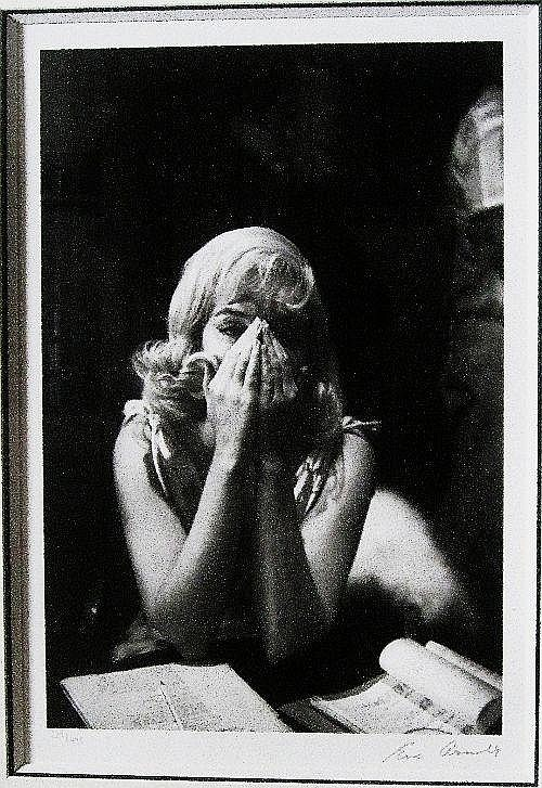 [MONROE MARILYN]: (1926-1962) American Actress &