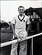 PERRY FRED: (1909-1995) English Tennis Player,