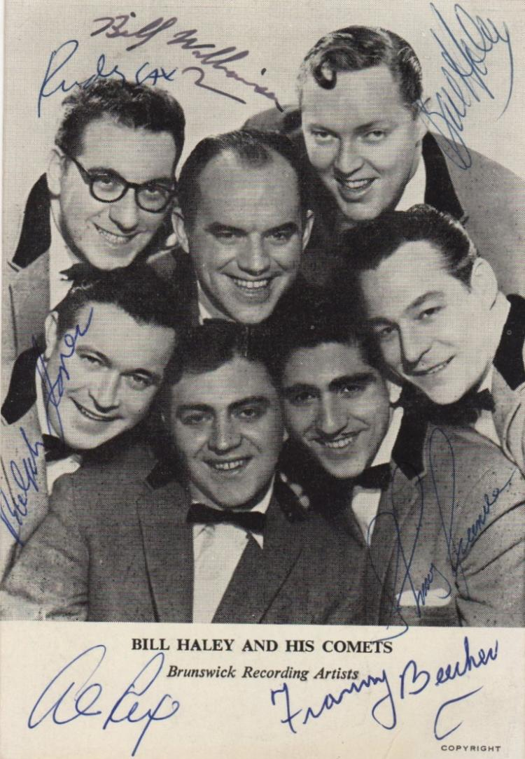 an overview of the rock and roll in the history of the united states and bill haley Rock and roll: its history and stylistic development  along with the history of rock music rock and roll is more  overview: crossovers and cover bill haley.