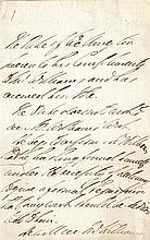 WELLINGTON DUKE OF: (1769-1852) Anglo-Irish Field Marshal & British Prime Minister 1828-30, 1834. A.