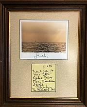 SARAH, DUCHESS OF YORK: (1959- ) Former wife of Prince Andrew, Duke of York 1986- 96. Signed 10 x 7