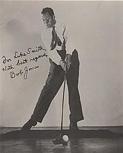 JONES ROBERT T.: (1902-1971) American Golfer, Open Champion 1926, 1927 & 1930 and American Open Cham