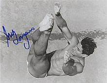 SPORT: Selection of signed 8 x 10 photographs and smaller, a few signed cards etc., by a variety of