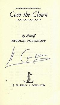 SIGNED BOOKS: Small selection comprising Joy