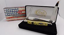 Case XX 6318 engraved handles
