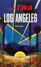Los Angeles - Fly TWA (constellation)