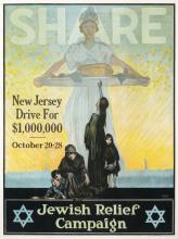 Share Jewish Relief Campaign