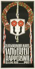13. St. Gallisches Kant. Sangerfest