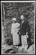 Hoover, Herbert and Lou Henry Hoover