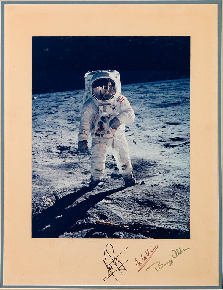astronauts apollo 11 visite - 750×973
