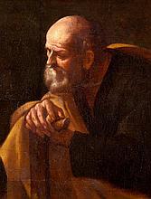 ANDREA VACCARO 1604 Nápoles 1670 Cabeza de San José