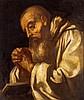 ATRIBUIDO A PABLO PONTONS (Valencia, 1630 - 1691) Santo, Pablo Pontons, €1,200