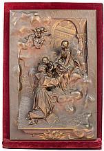 DENYS PIERRE PUECH 1854 Bozouls 1942 Visión de San Antonio de Padua