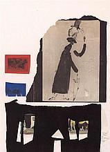 ANTONI CLAVÉ. Lithography
