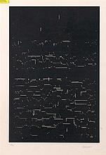 PABLO PALAZUELO. Lithography