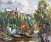 JOSÉ VENTOSA DOMENECH 1897 Palma de Mallorca 1982 Vista de Serra San Quirico, Josep Ventosa, €300