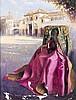 JOSÉ GONZÁLEZ. Oil on canvas, Jose (1934) Gonzalez, €500