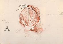 CRISTINA YBARRA. Drawing on paper