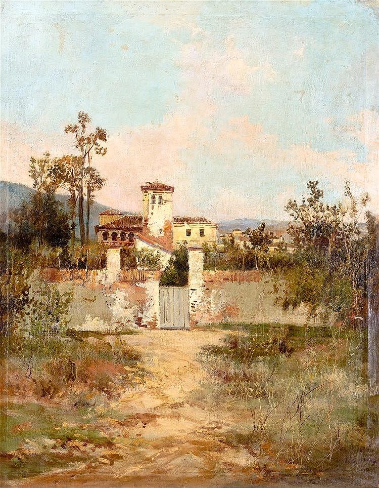 SPANISH SCHOOL, 19TH CENTURY