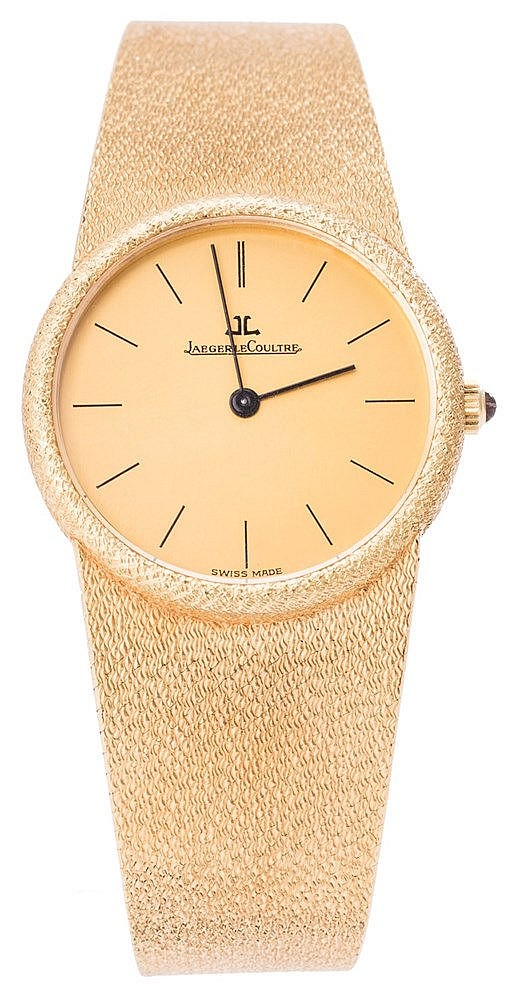 JAEGER LE COULTRE WRISTWATCH