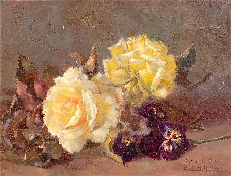 JOSÉ ROBLES MUÑOZ - FLOWERS