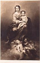 WILLIAN SAY - VIRGIN WITH THE CHILD