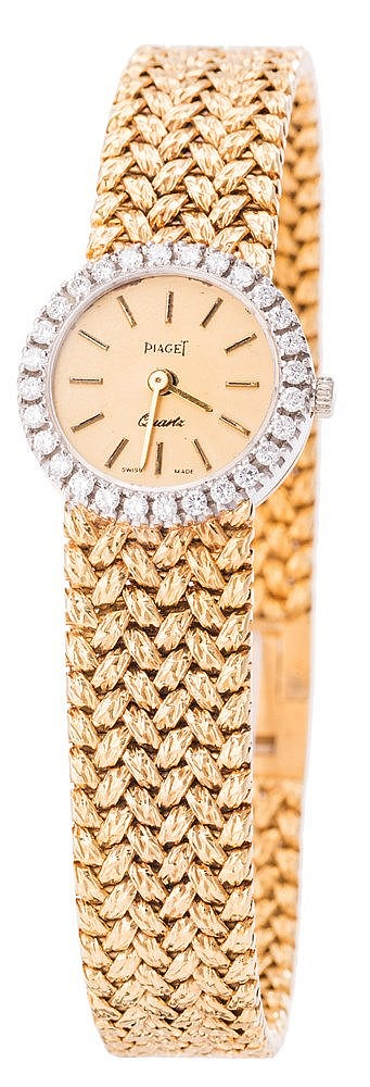 A LADY'S WRISTWATCH, BY PIAGET