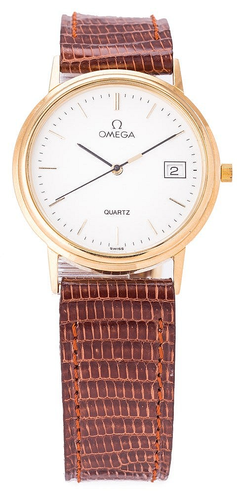 OMEGA GOLDEN SHADOW WRISTWATCH