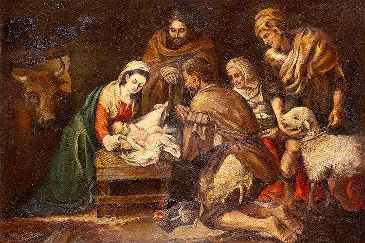 AFTER BARTOLOME ESTEBAN MURILLO (1617-1682)