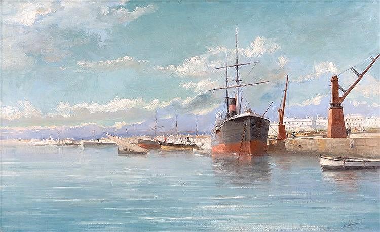 RICARDO MANZANET Y MILLÁN - HARBOUR VIEW