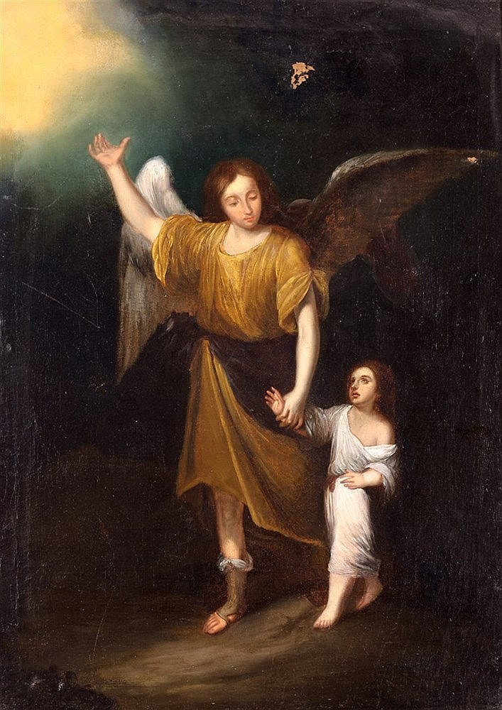AFTER BARTOLOME ESTEBAN MURILLO