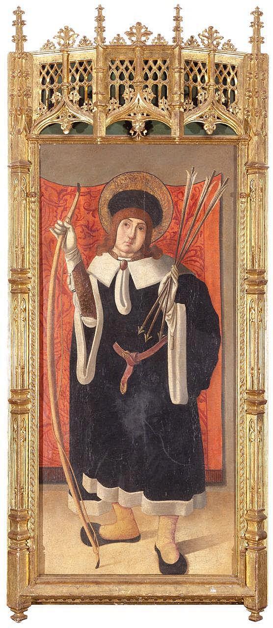 CASTILIAN SCHOOL, 15TH/16TH CENTURY
