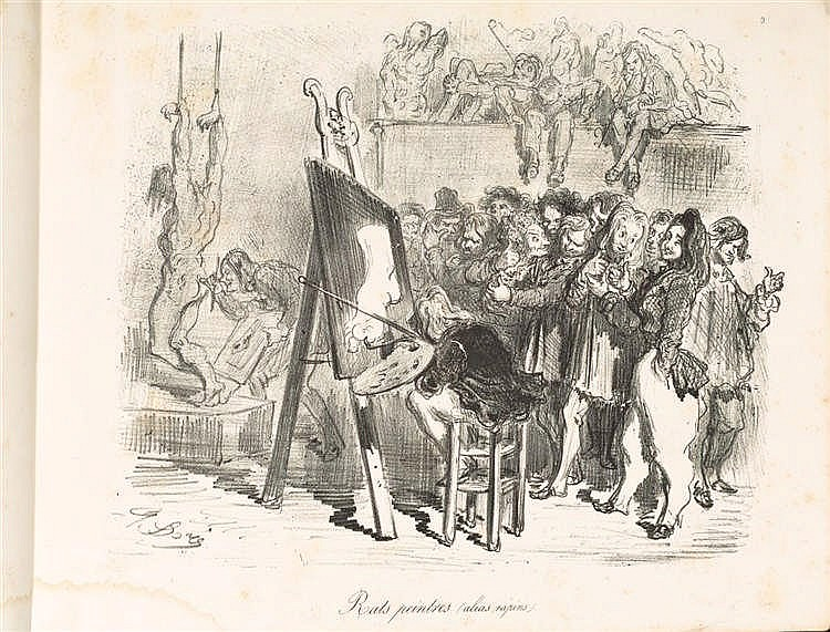 FRENCH SCHOOL, 19TH CENTURY