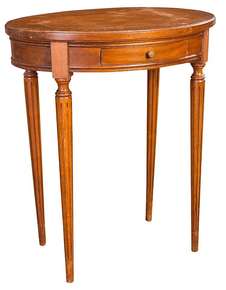 An English Style Coffee Table 20th Century