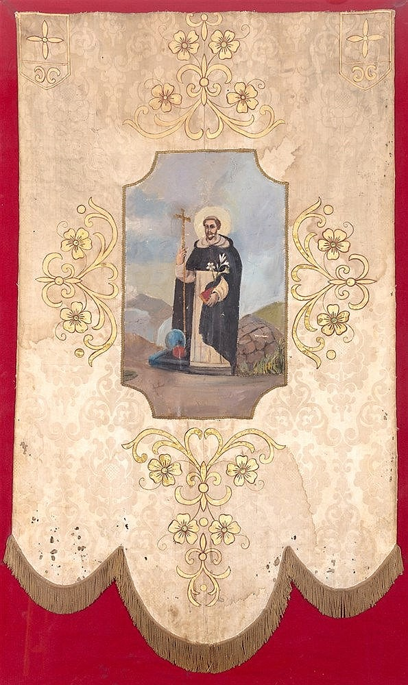 AN ENSIGN, 19TH CENTURY