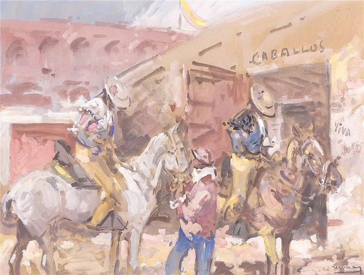 ÁNGEL GONZÁLEZ MARCOS - HORSES